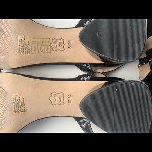 Tory Burch Shoes - Tory Burch Ankle Strap Black Sandals 8.5